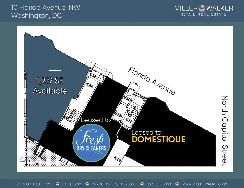 10 Florida Avenue Floor plan