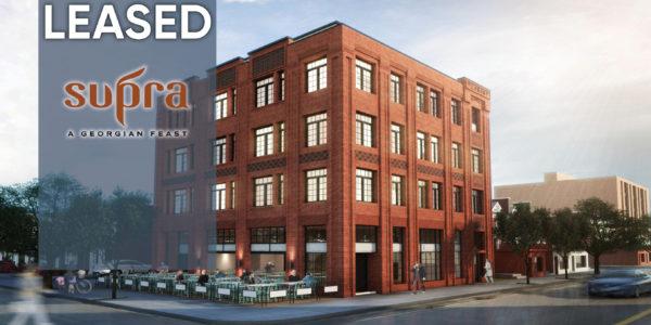 Supra leased 650 lamont street for new restaurant space