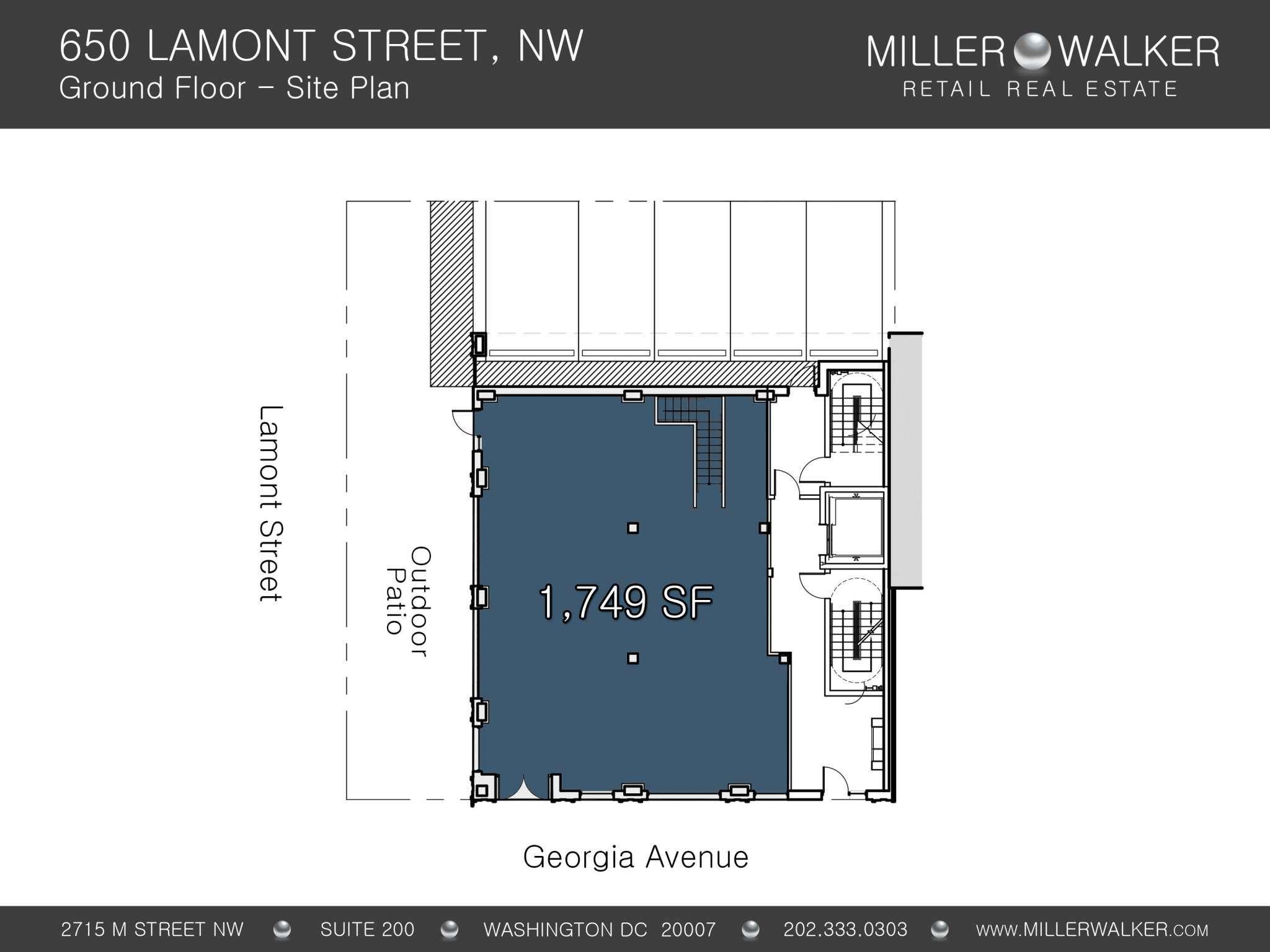 650 Lamont Street Miller Walker Retail