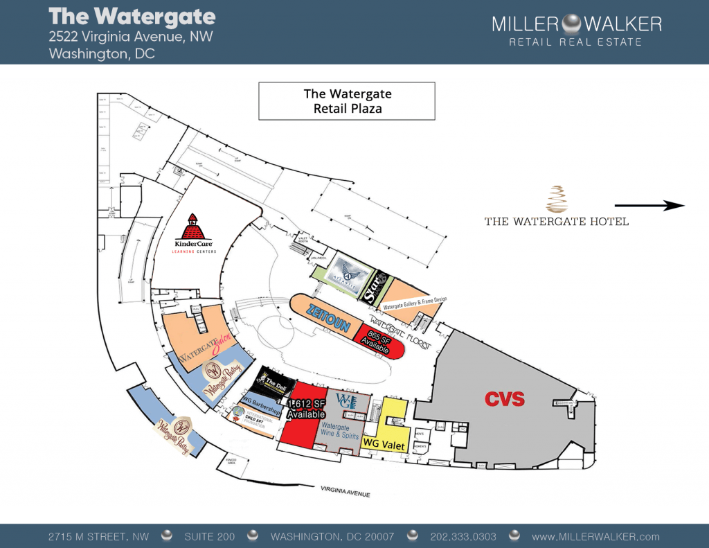 Watergate Floor plan 2
