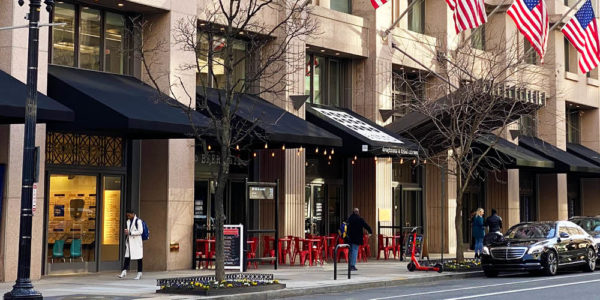 1310 g st storefront retail space for lease