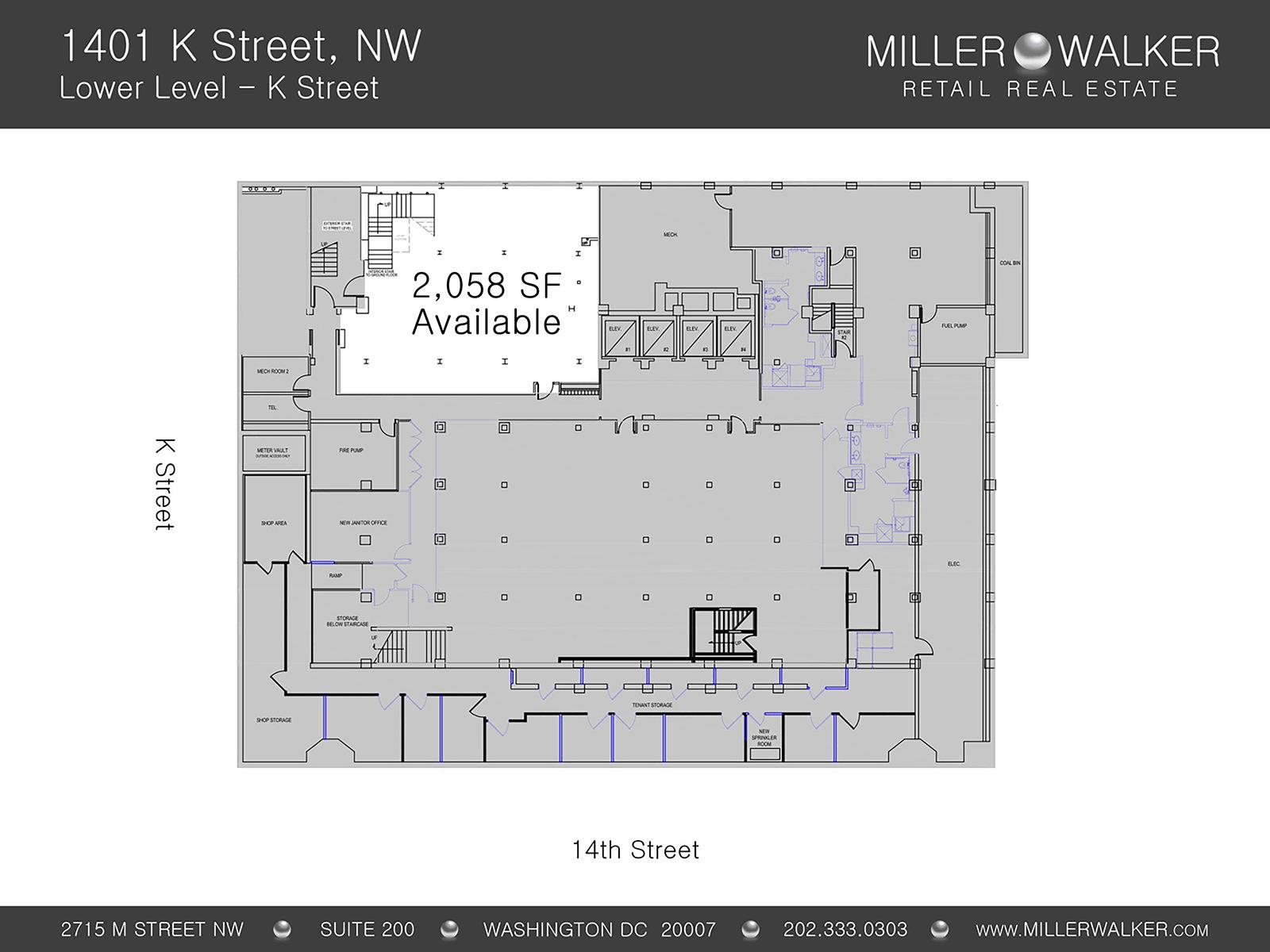 1401-k-street-lower-level-plan