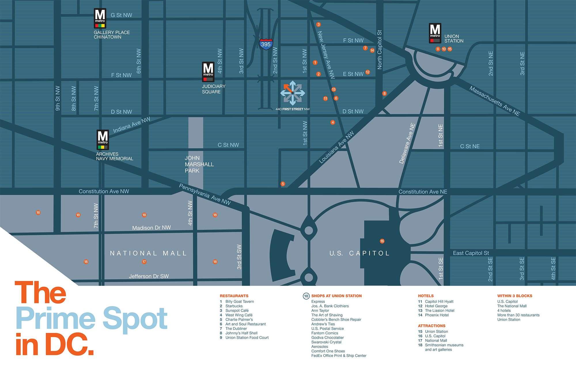 440-first-street-map