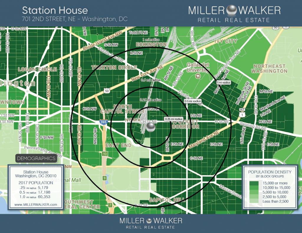 Station House Demographicsb