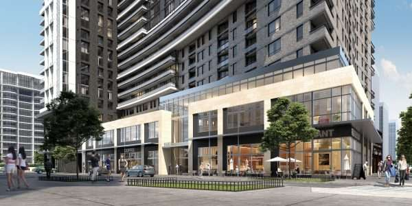 Retail Space for Lease DC - West Rosslyn Arlington Virginia restaurant space for lease