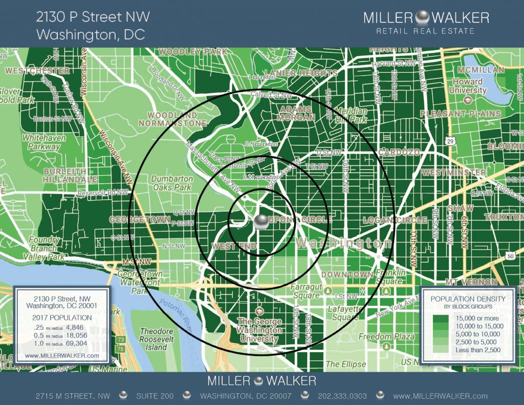 2130 P Street Demographics