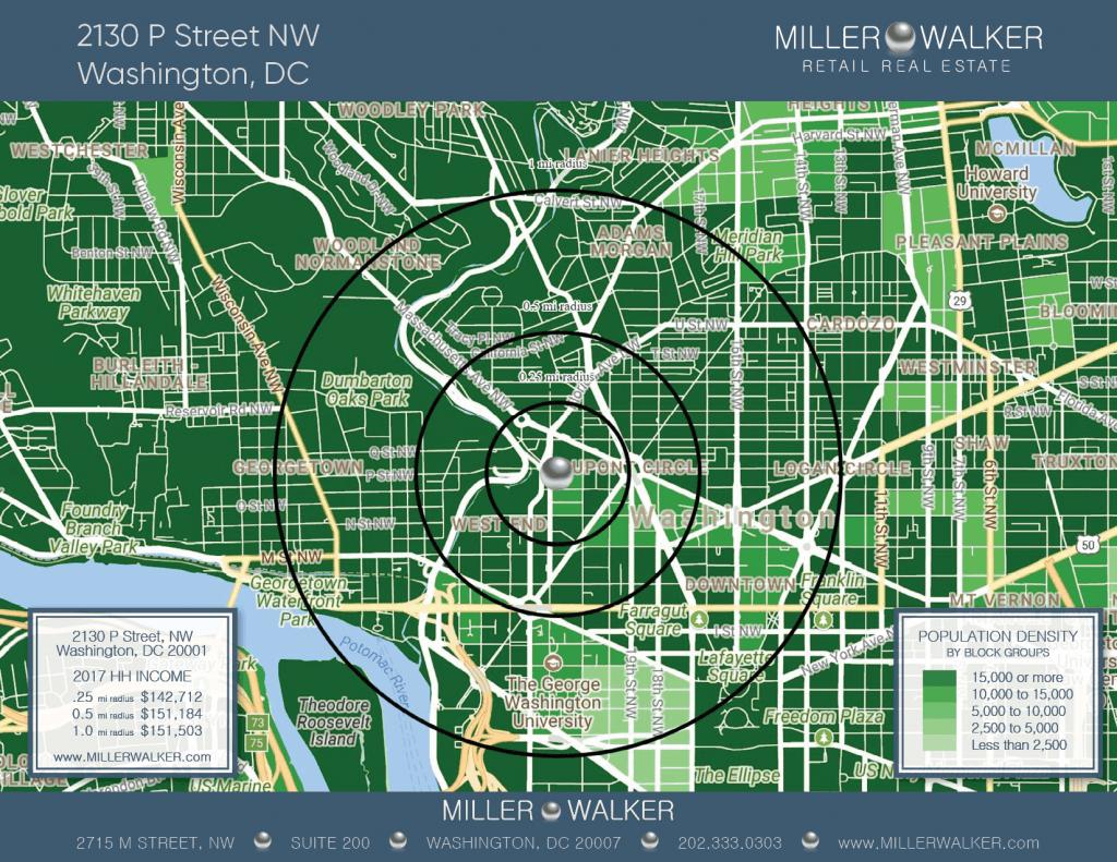 2130 P Street Demographics2