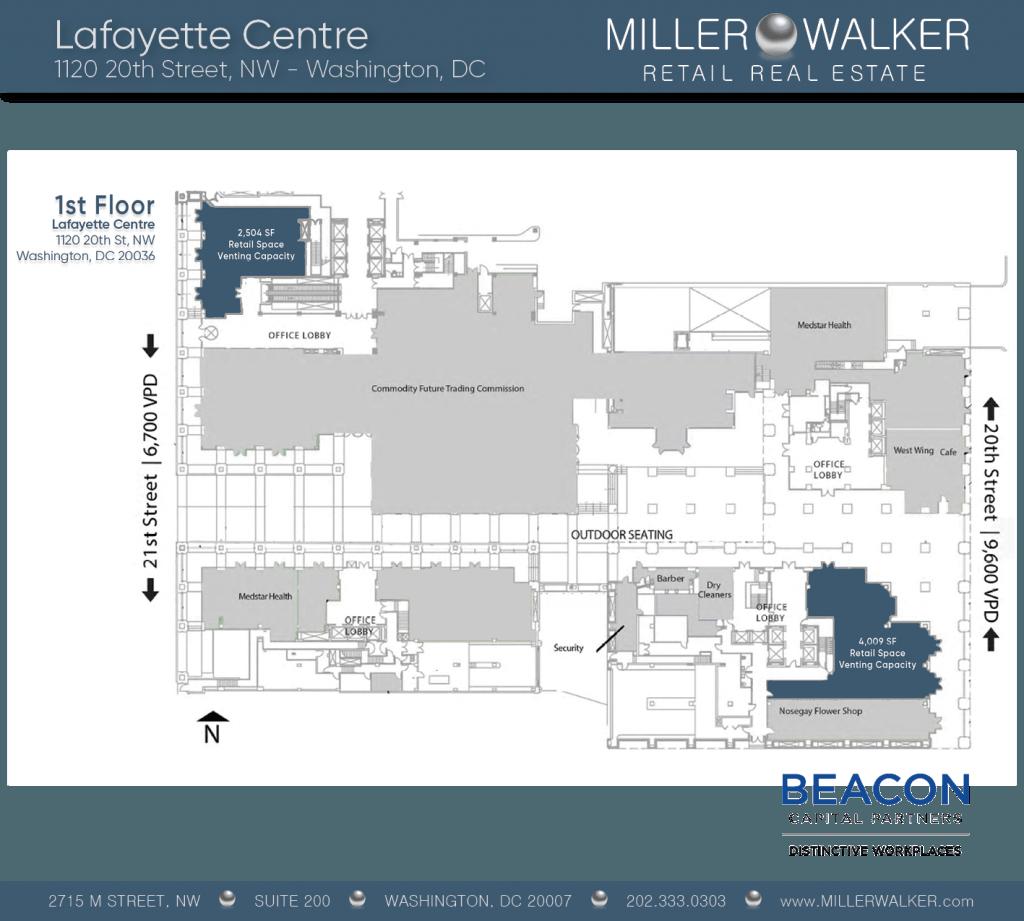 Lafayette Centre - Floor Plans