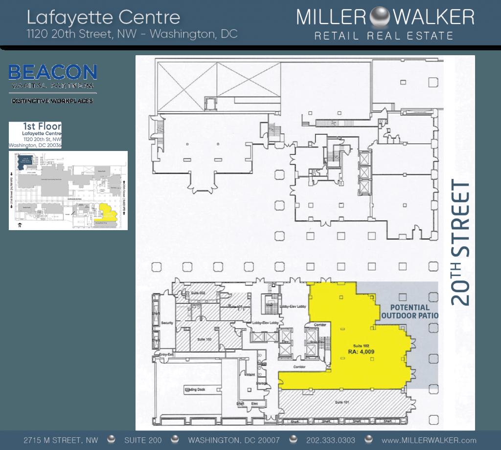 Lafayette Centre - Floor Plans2
