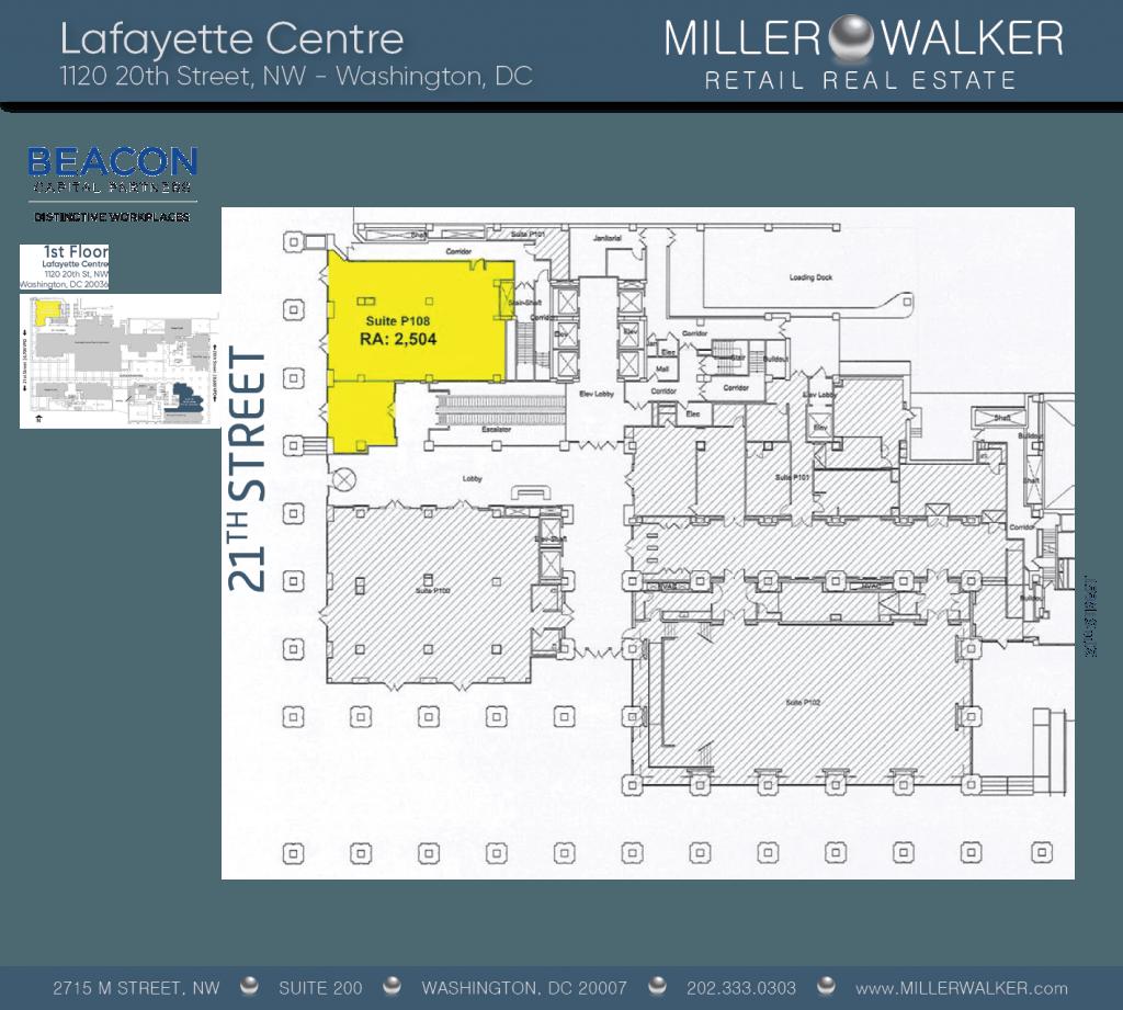 Lafayette Centre - Floor Plans3
