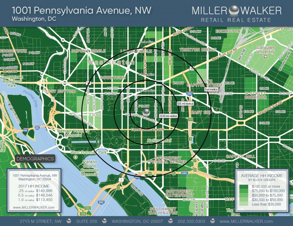 1001 Penn Ave Demographics2