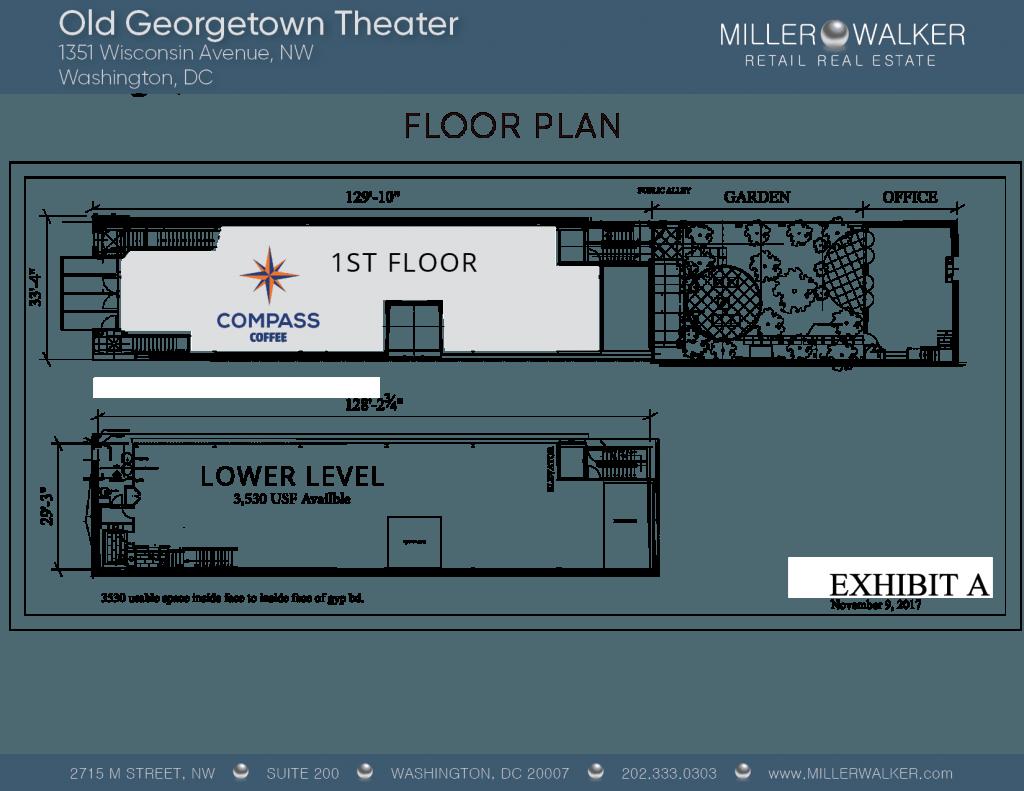 1351 wisconsin floor plan