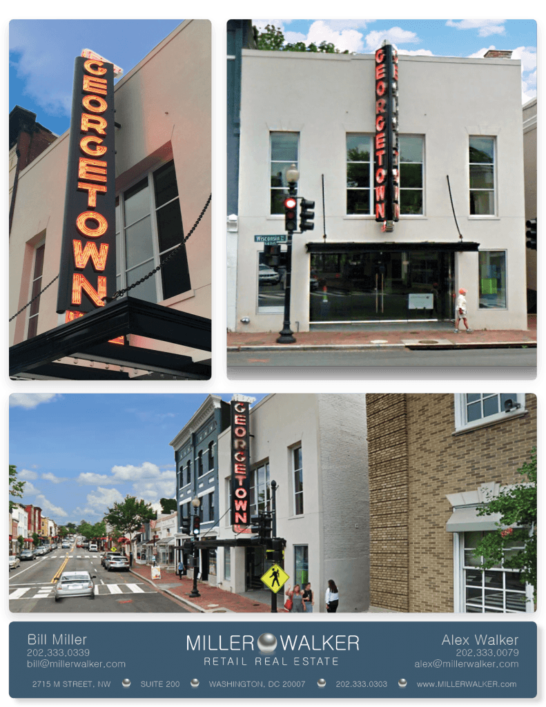 Georgetown Theater - Photos