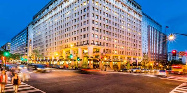 National Press Building retail space for lease DC
