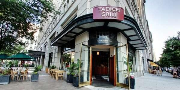 Retail Space for Lease DC - Tadich Grill, White Apron, Taylor Gourmet, - 1001 Pennsylvania Avenue, Washington DC