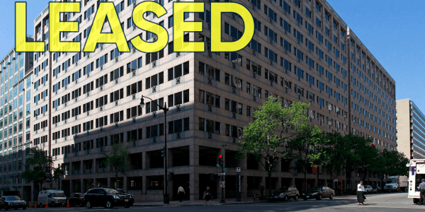 Retail Space for Lease DC - Columbia Square, NW Leased - East End, Penn Quarter