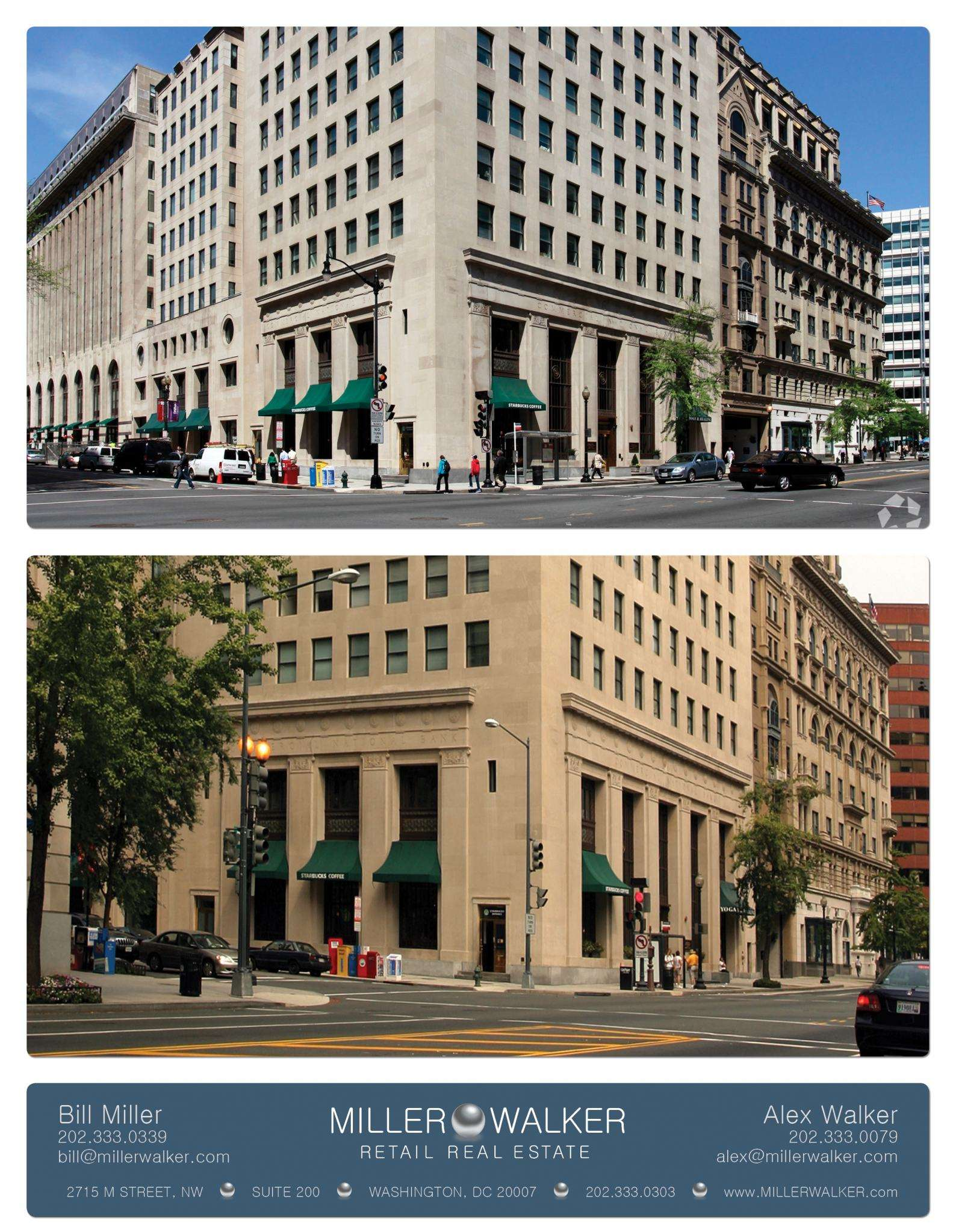 Retail Space for Lease DC - 700 14th ST, NW restaurant space for lease - East End, Penn Quarter