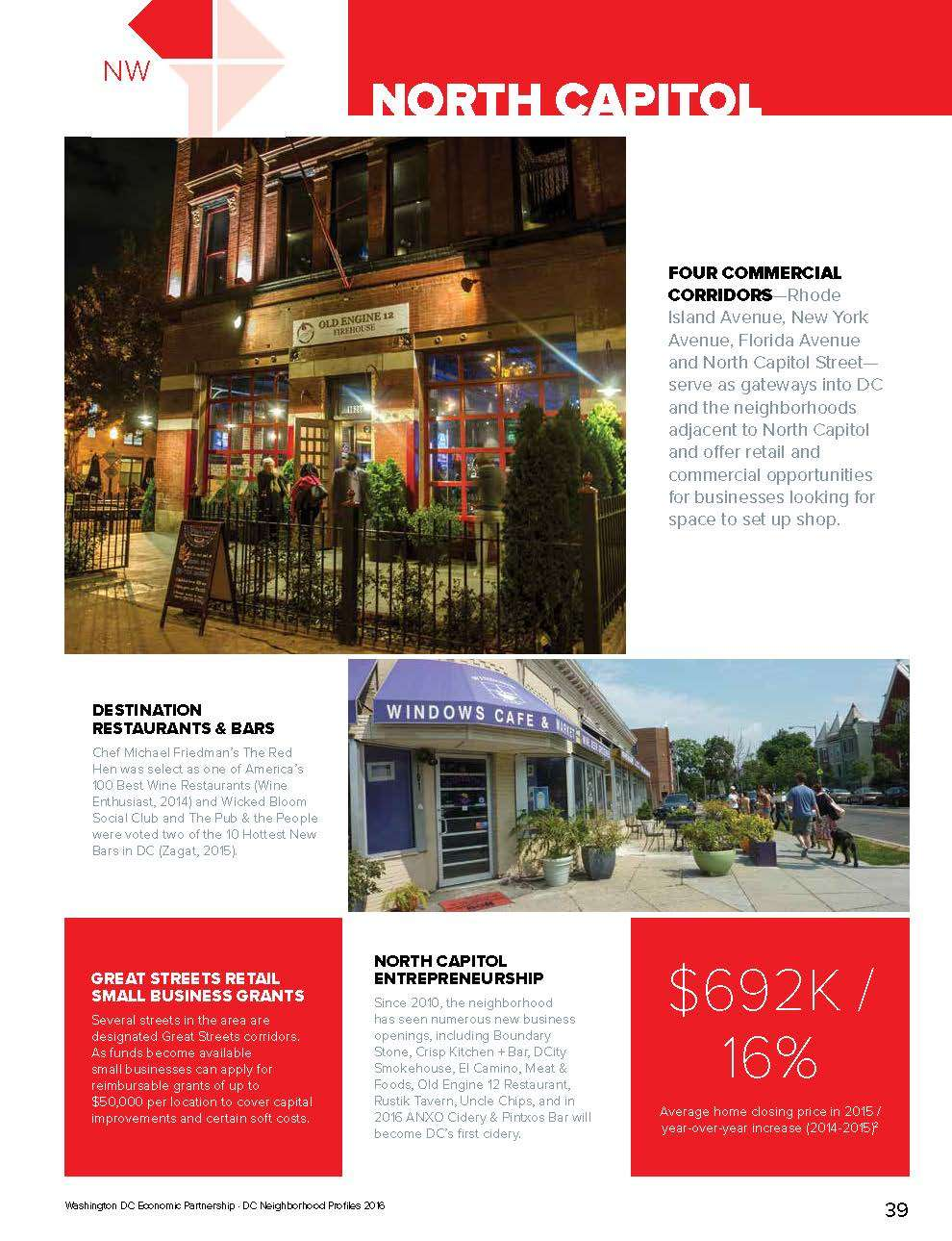 10 Florida Avenue restaurant and retail space for lease in dc NoMa neighborhood SF Miller walker retail brokers dc demographics_page_3