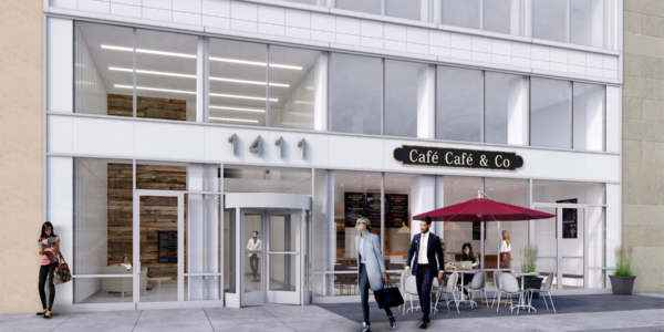 Retail Space for Lease DC - 1411 K ST NW retail and restaurant space for lease - East End, Penn Quarter