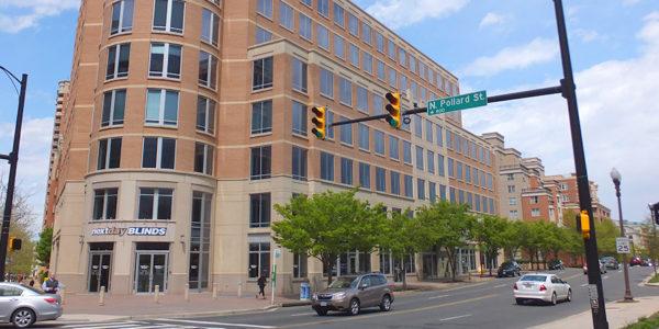 Ballston Gateway thumbnail showing retail space available for lease at 3865 Wilson Boulevard Arlington Virginia