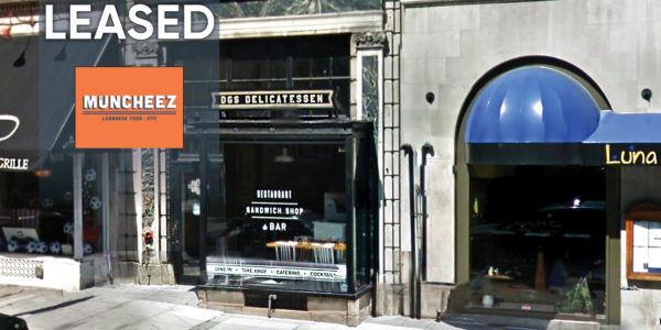 1317 Connecticut avenue nw washington dc retail space fully lease to muncheez property