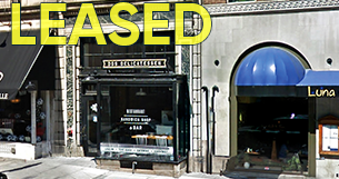 1317 Connecticut Avenue street fully leased no retail space available retail brokers dc miller walker retail real estate
