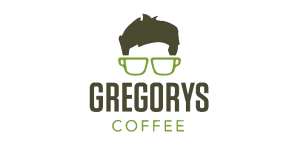 Gregorys coffee fast casual restaurant space leasing in washington dc logo transparant