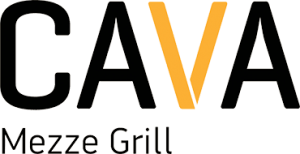 Cava logo transparent png restaurant space for lease