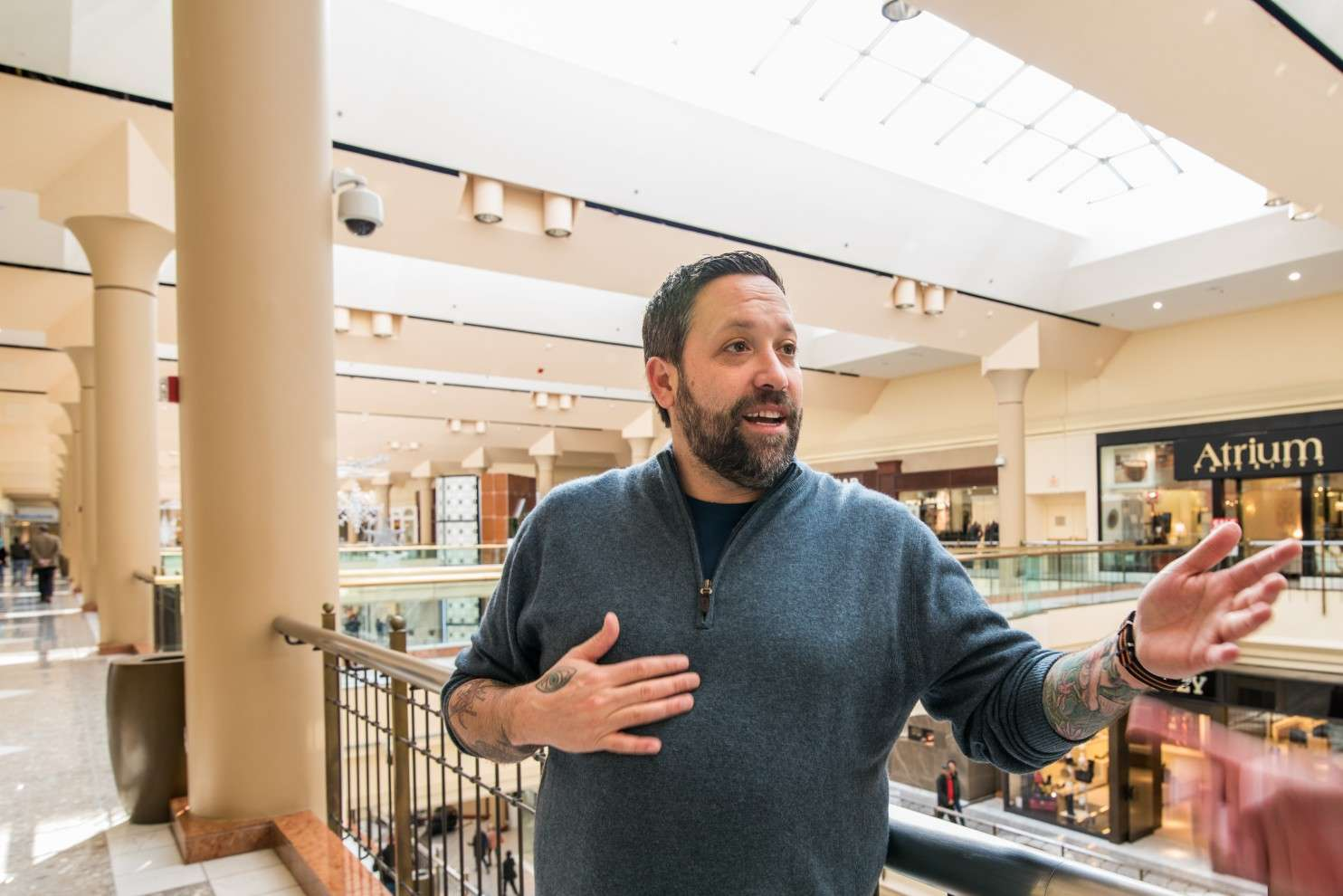 Top Chef Mike Isabella's Next big project Restaurant space for lease miller walker retail Washington dc