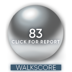walkscore for shoppes at arts district