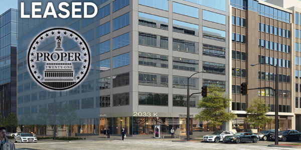 2033 K Street NW Restaurant and retail space for lease in DC - CBD/MIDTOWN   Miller Walker Retail real estate thumbnail