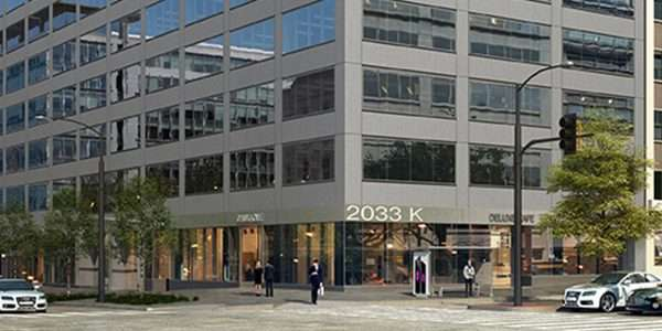 2033 K Street NW Restaurant and retail space for lease in DC - CBD/MIDTOWN | Miller Walker Retail real estate thumbnail