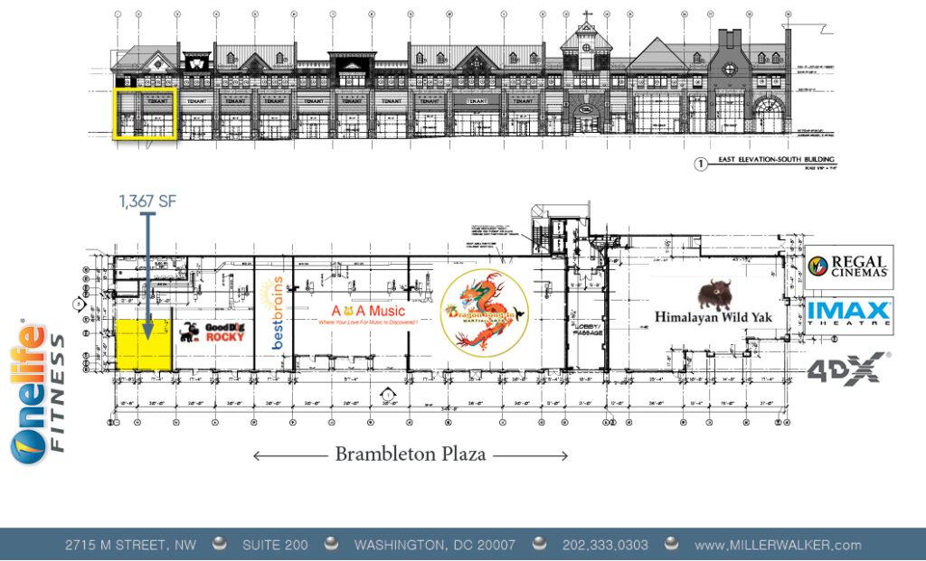 retail store floor plan layout