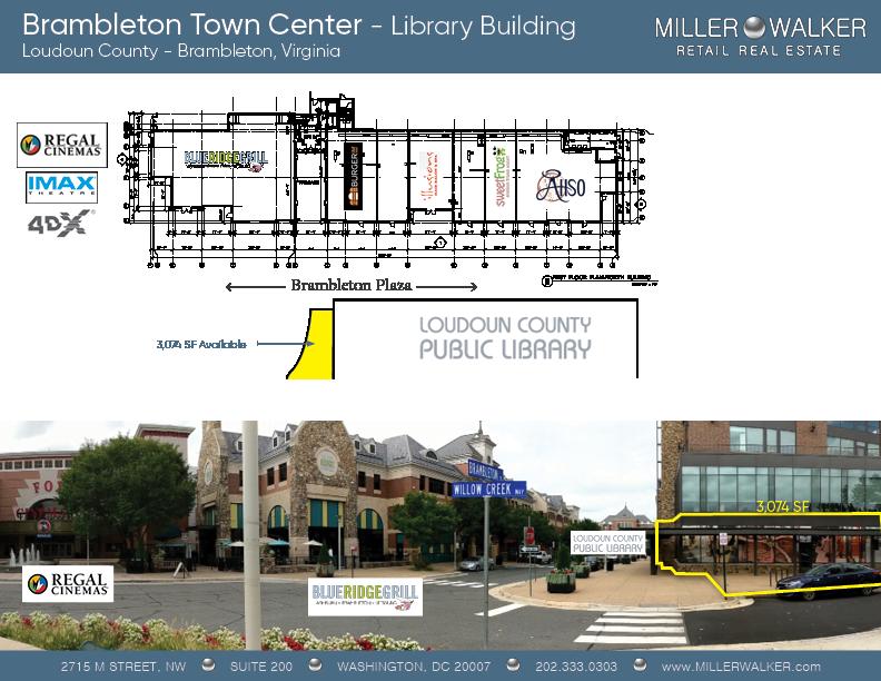 brambleton town center leasing floor plans
