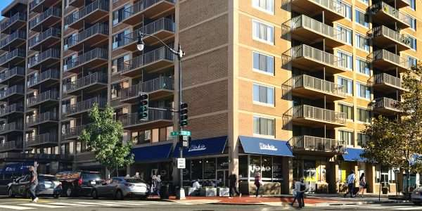 Restaurant and Retail Space for Lease DC - 2130 P Street - Dupont Circle restaurant space for lease