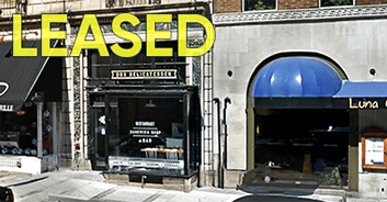 1317 Connecticut Avenue retail space leased by miller walker retail real estate