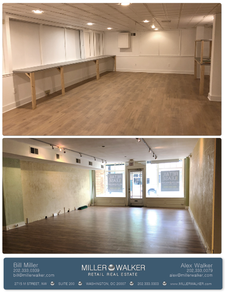 1524 Wisconsin Avenue NW georgetown DC retail space for lease PHOTO 2