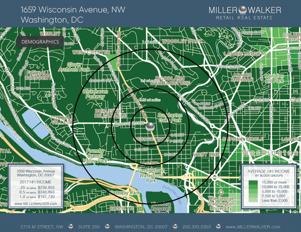 1659 Wisconsin Avenue retail and demographics3