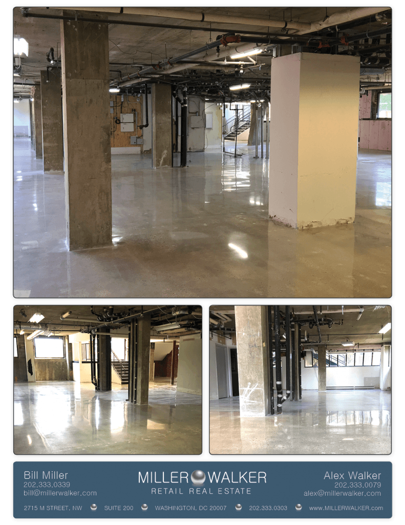 Retail Space for Lease DC - 2715 M Street Georgetown, DC Great office space for lease Photos3