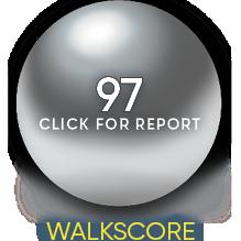 Half mile radius demographics 1001 Pennsylvania Avenue Employment walkscore