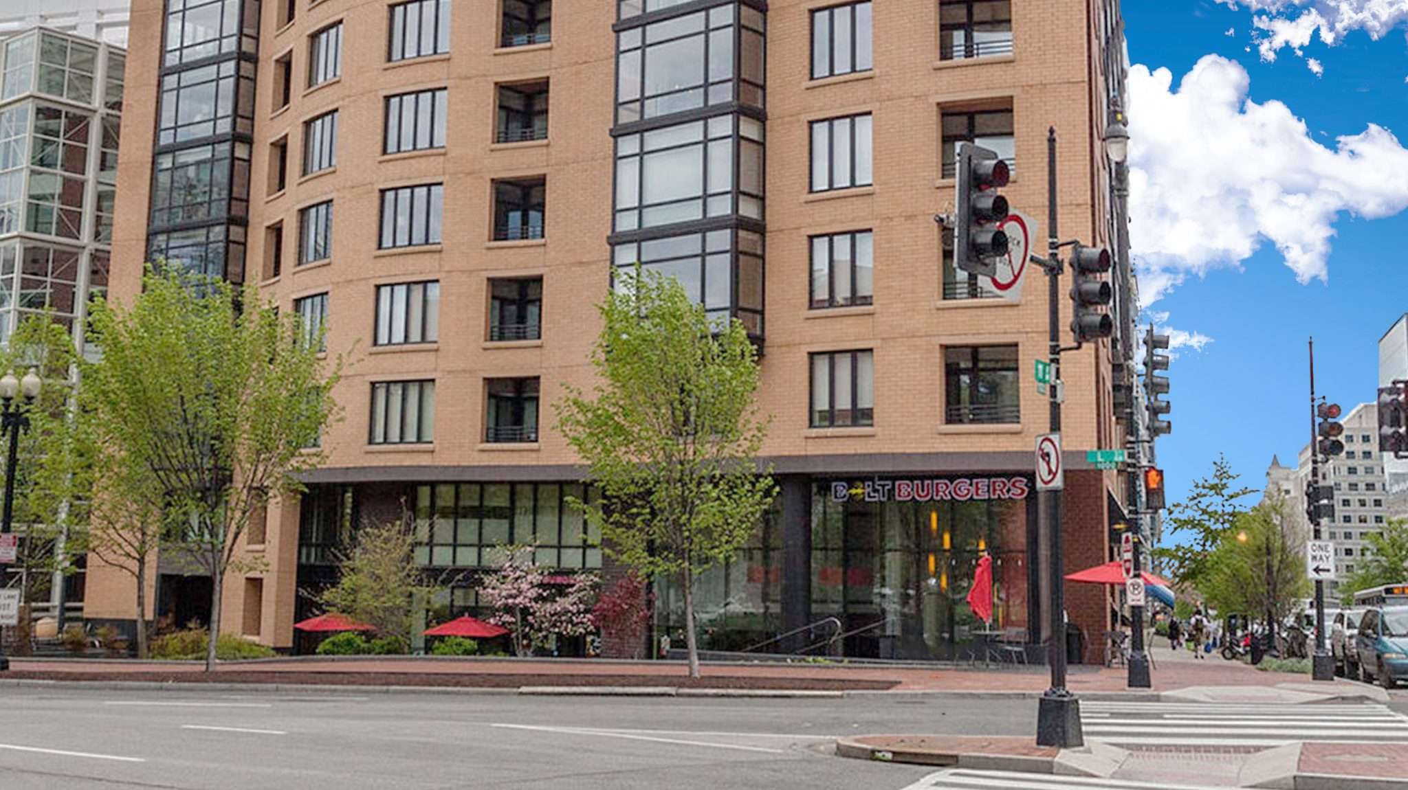 1027 31st Street Georgetown Townhouse for sale Great for retail or restaurant space