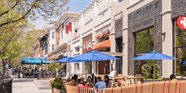 Retail Space for lease in dc Restaurant space for lease in dc | Woodley DC, 2631 connecticut avenue, miller walker