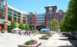 Rockville Town Square Struggling Restaurant Retail Space for lease DC