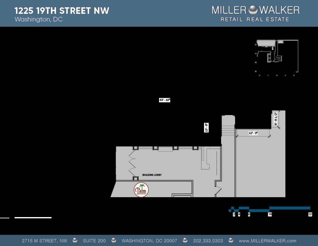 1225 19th Street floor plan