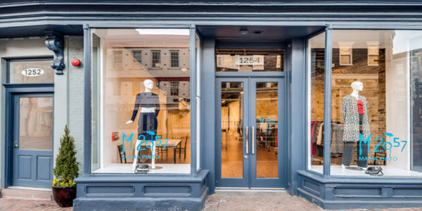 1254 Wisconsin Avenue Georgetown DC Storefront Retail Space for lease
