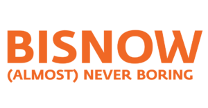 Bisnow logo retail brokers dc