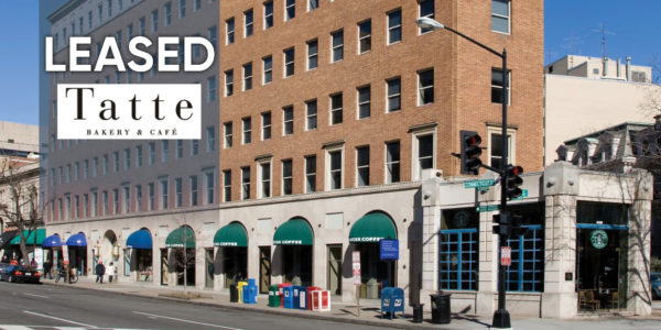 1301 connecticut avenue retail space leased to tatte bakery