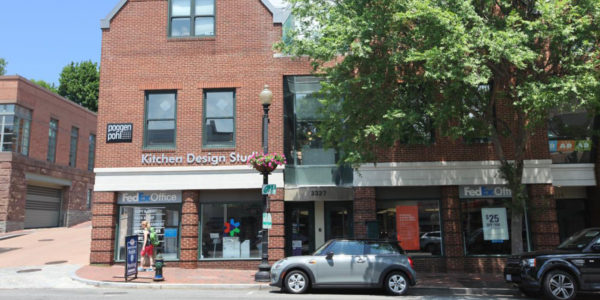 retail/office space for lease in georgetown dc