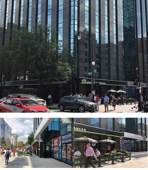 1850 M Street Corner view