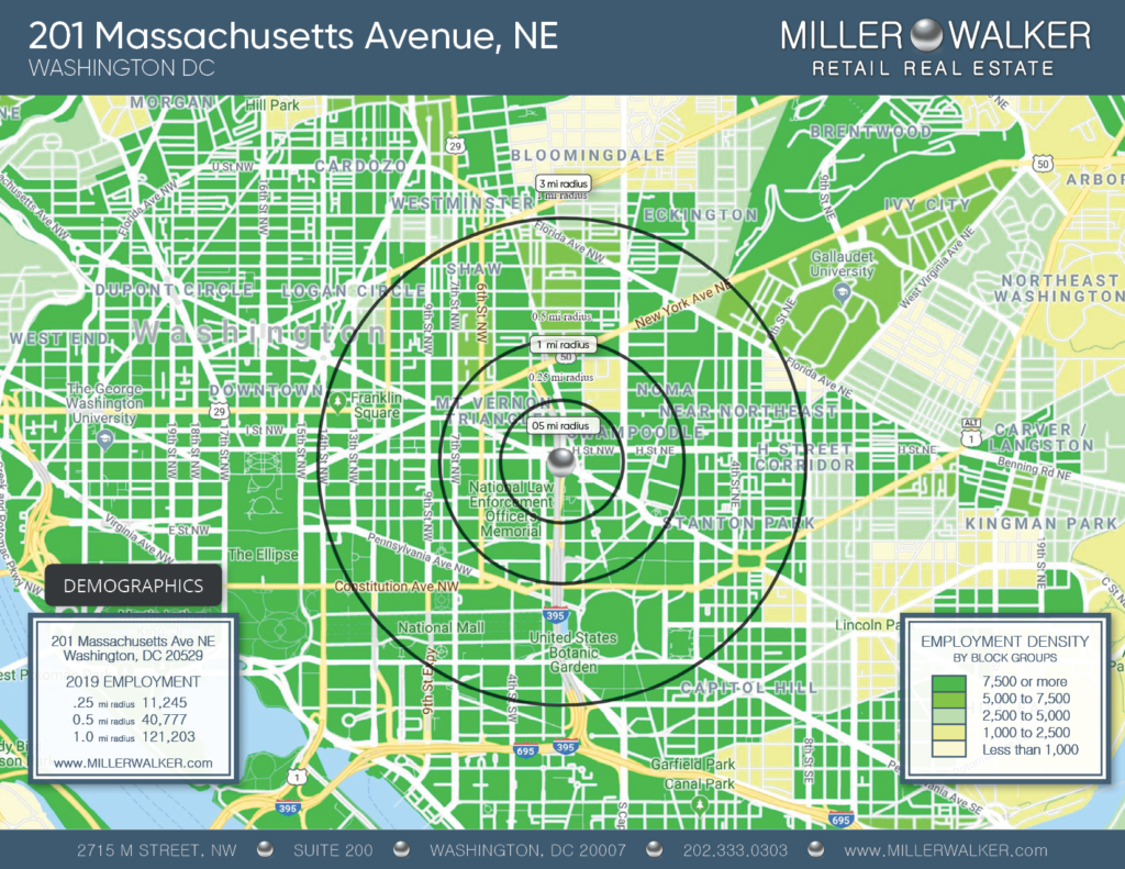 201 Massachusetts Avenue Demographics2